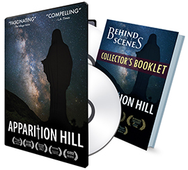 Apparition Hill now on DVD